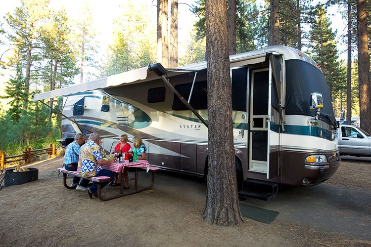 Zephyr Cove RV Campground
