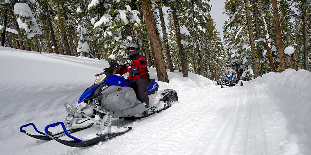 Jackson Hole Snowmobiling: Snowmobile Rentals & Tours - AllTrips