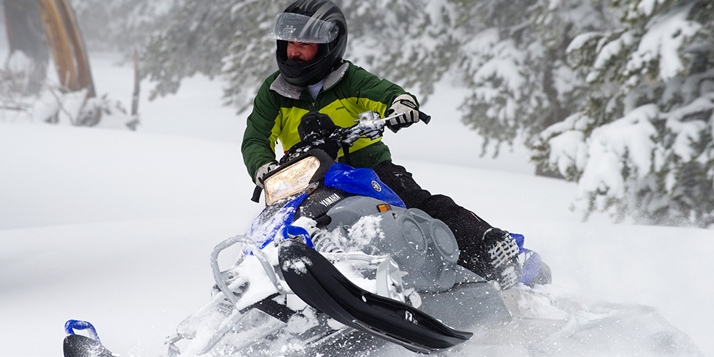 Wyoming Snowmobiling, Pinedale Wyoming