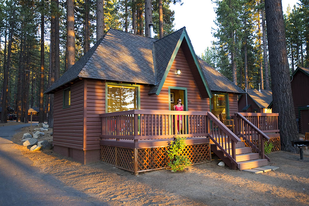The Cabins at Zephyr Cove Resort