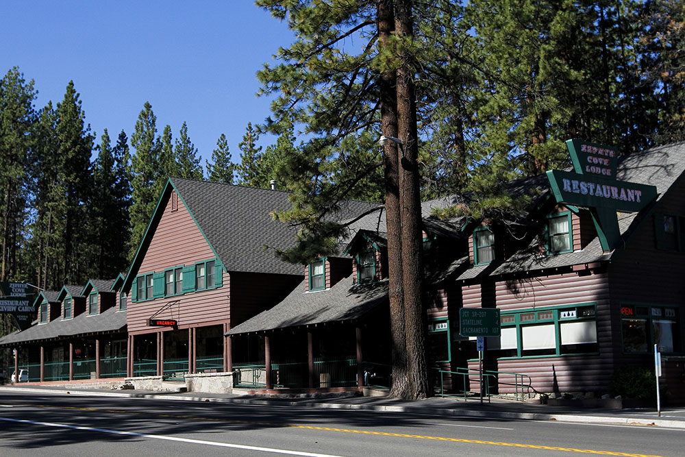 Zephyr Cove Lodge Exterior