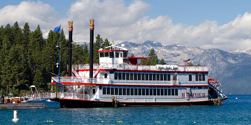 Cruise Experience Zephyr Cove Resort Lake Tahoe Cruises