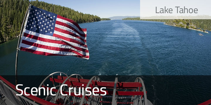 Scenic Lake Tahoe Cruises