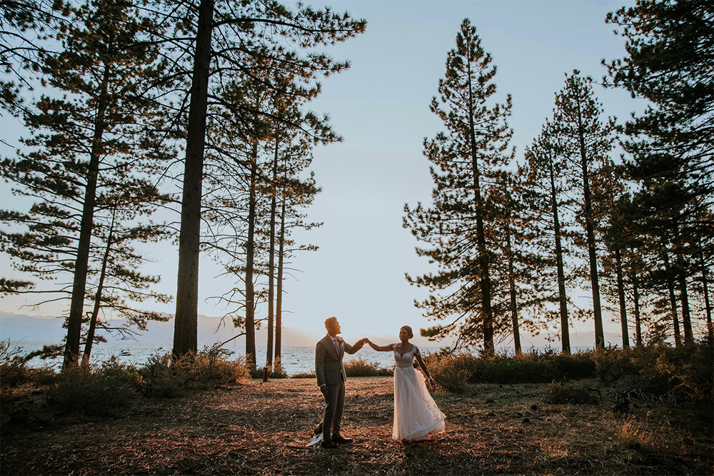 Tahoe Weddings | Weddings At Zephyr Cove Resort Lake Tahoe Nv