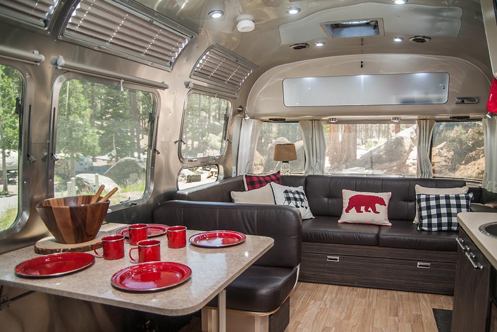 Airstream Camping Zephyr Cove Resort Amp Lake Tahoe Cruises