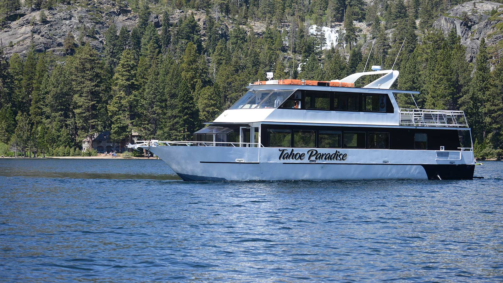 Private Charter Cruise | South Lake Tahoe | Zephyr Cove