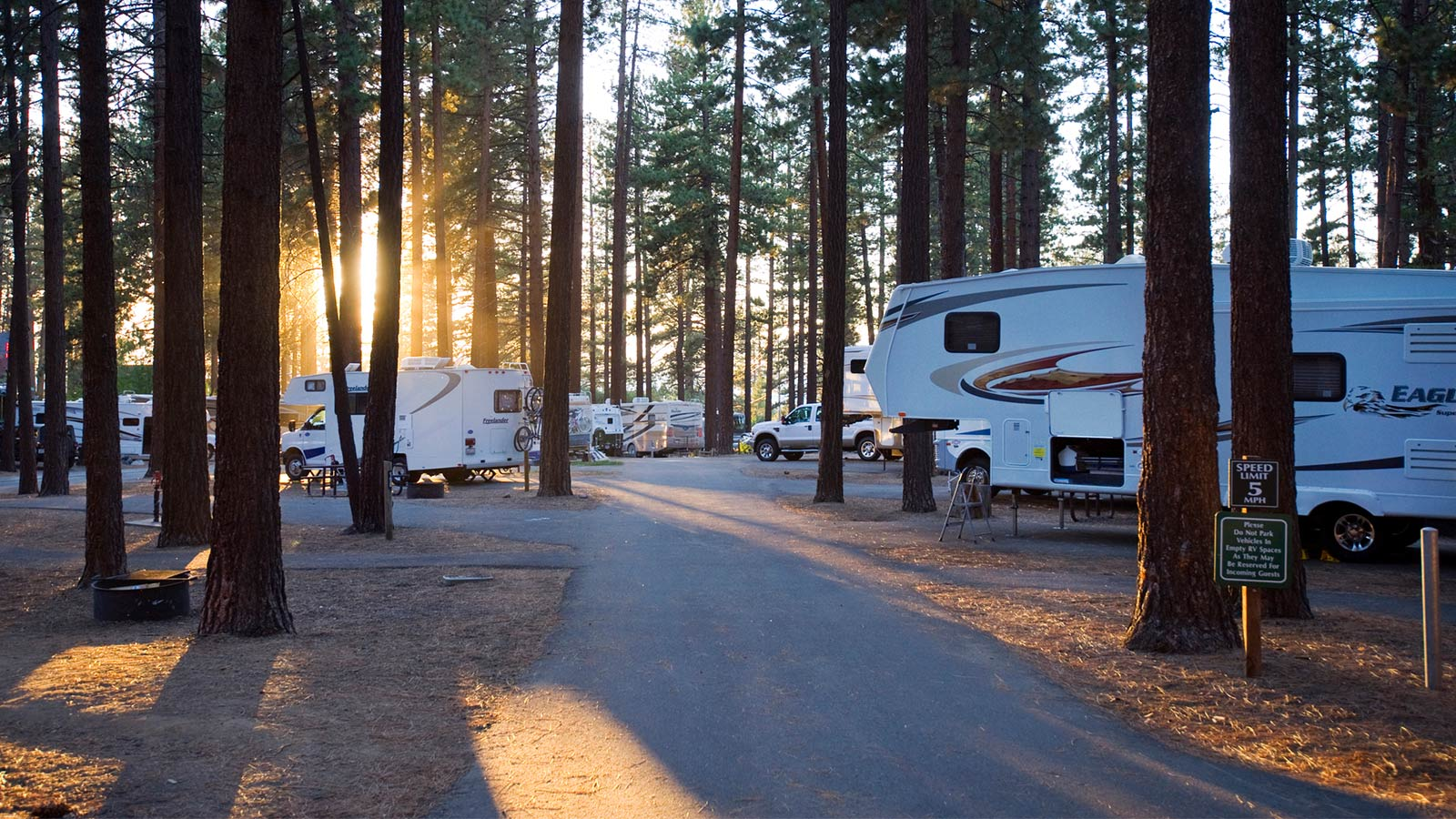 Zephyr Cove RV & Campground